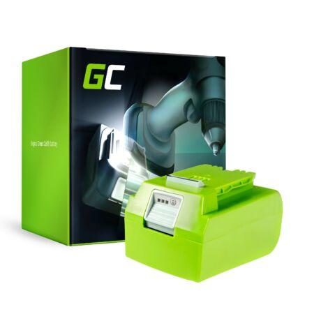 Green Cell Kéziszerszám akkumulátor GreenWorks 29852 G-24 G24 24V 4Ah Samsung