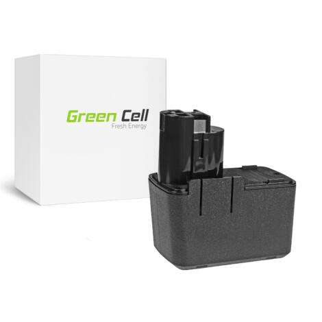 Green Cell Kéziszerszám akkumulátor Bosch BAT001 PSR GSR VES2 BH-974H 9.6V 25Ah