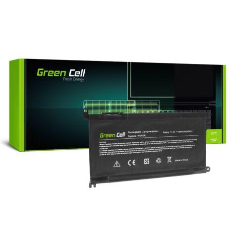 Green Cell Laptop akkumulátor WDX0R WDXOR Dell Inspiron 13 5368 5378 5379 15 5567 5568 5570 5578 5579 7560 7570 Vostro 14 5468 15 5568