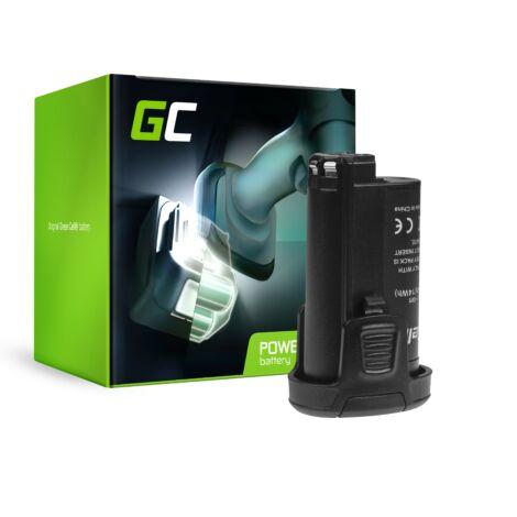 Green Cell akkumulátor 2 607 336 715 2.615.080.8JA Dremel 8100 85-0352 B808-01 Cordless Multi-Tool