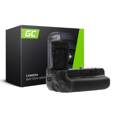 Green Cell Digitális kamera akkumulátor BG-E18 camera Canon EOS 750D T6i 760D T6s