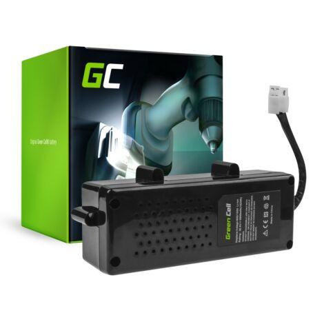 Green Cell kéziszerszám akkumulátor F016104299 Bosch Indego 800 850 1000 1100 1200 Connect