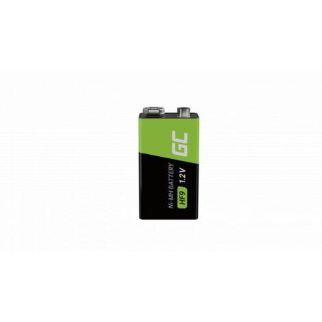 Green Cell akkumulátor 4x 9V HF9 Ni-MH 250mAh
