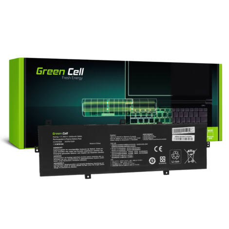 Green Cell Laptop akkumulátor C31N1620 Asus ZenBook UX430 UX430U UX430UA UX430UN UX430UQ