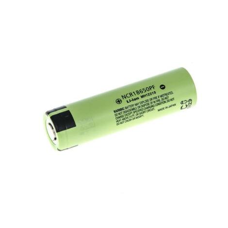 Green Cell Panasonic Li-Ion Cella 18650 NCR18650PF 2900 mAh