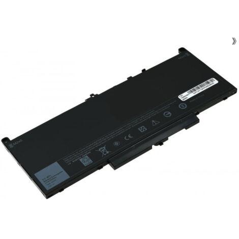 Helyettesítő Laptop akkumulátor J60J5 7200mAh Dell Latitude E7270 E7470