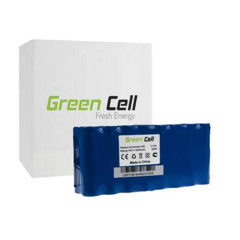 Green Cell Kéziszerszám akkumulátor Husqvarna Automower 320 330X 430 18V 5Ah