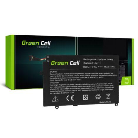 Green Cell Laptop akkumulátor 01AV411 01AV412 01AV413 Lenovo ThinkPad E470 E475