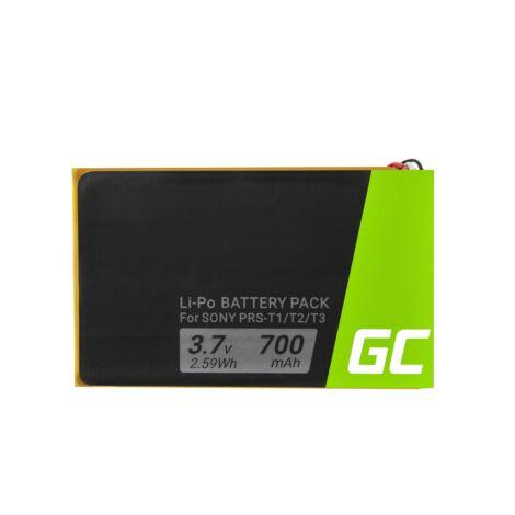 Green Cell E-Book akkumulátor 1-853-104-11 Sony Portable Reader System PRS-T1, PRS-T2 oraz PRS-T3