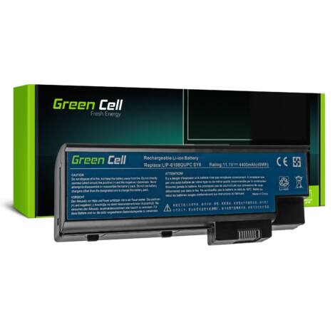 Green Cell Laptop akkumulátor Acer Aspire 5620 7000 9300 9400 TravelMate 5100 5110 5610 5620 11.1V