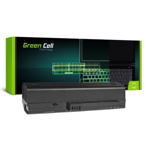 Green Cell Laptop akkumulátor Acer Aspire One A110 A150 D150 D250 ZG5 8800mAh