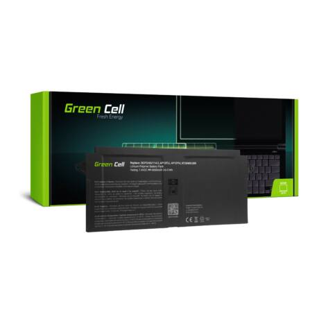 Green Cell Laptop akkumulátor AP12F3J Acer Aspire S7-391