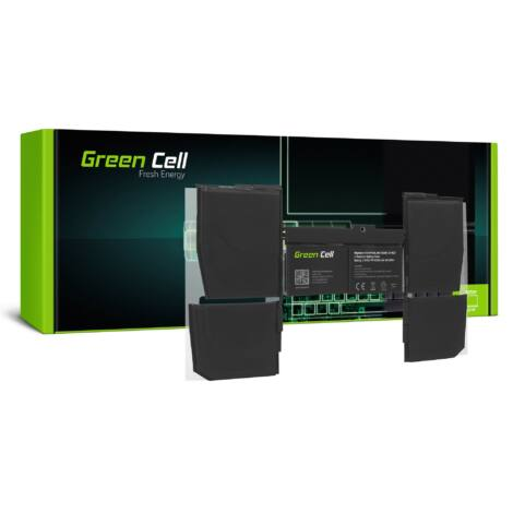 Green Cell Laptop akkumulátor A1527 Apple MacBook 12 A1534 (Early 2015, Early 2016, Mid 2017)