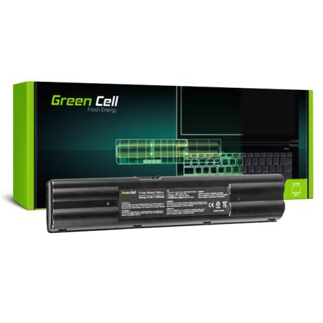 Green Cell Laptop akkumulátor Asus A3 A3A A3000 A6 A6M A6R A6000 A7 G1 G2
