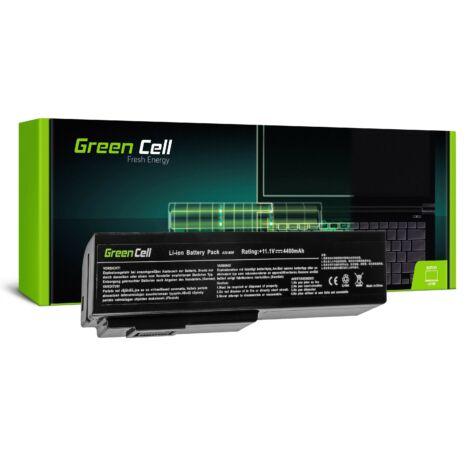 Green Cell Laptop akkumulátor Asus G50 G51 G60 M50 M50V N53 N53SV N61 N61VG N61JV
