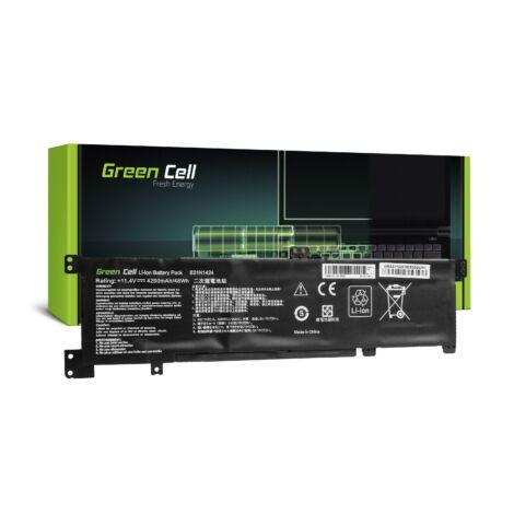 Green Cell akkumulátor B31N1424 Asus K401 K401L K401LB K401U K401UB K401UQ
