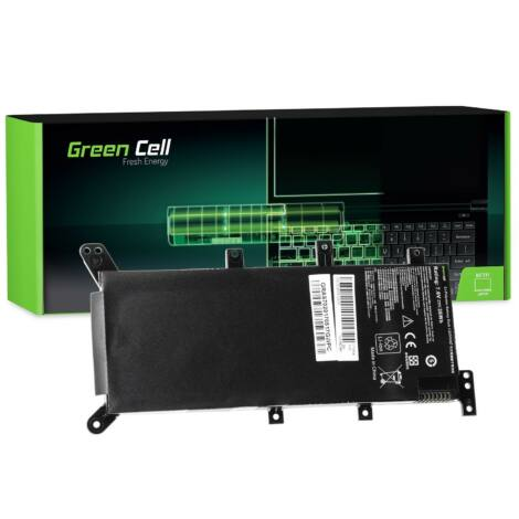 Green Cell Laptop akkumulátor Asus A555 A555L F555 F555L F555LD K555 K555L K555LD R556 R556L R556LD R556LJ X555 X555L