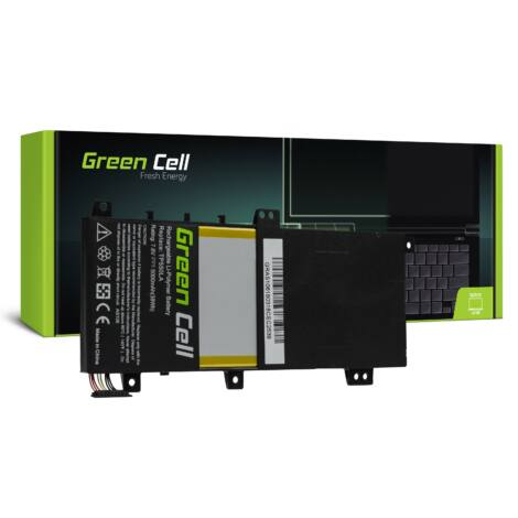 Green Cell Laptop akkumulátor C21N1333 Asus Transmer Book Flip TP550 TP550L TP550LA TP550LD