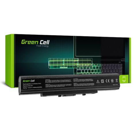 Green Cell Laptop akkumulátor Asus U31U31E U31F U31J U31JG U41JF U31SD U41 U41J U41JF