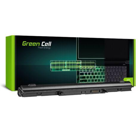 Green Cell Laptop akkumulátor Asus U32 U32U U32JC X32 U36 U36J U36S U36JC U36SG
