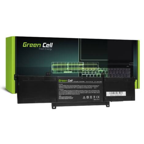Green Cell Laptop akkumulátor C21N1309 ASUS VivoBook Q301 Q301L Q301LA S301 S301L S301LA S301LP