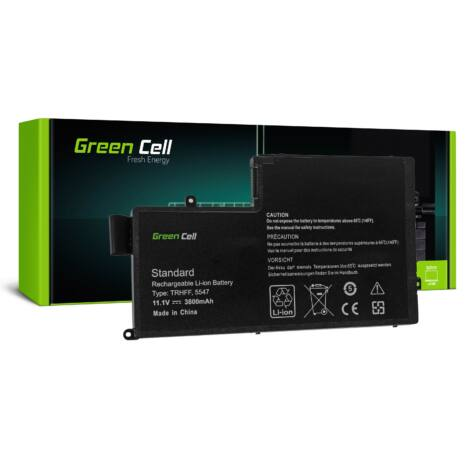 Green Cell Laptop akkumulátor Dell Inspiron 15 5542 5543 5545 5547 5548 Latitude 3450 3550