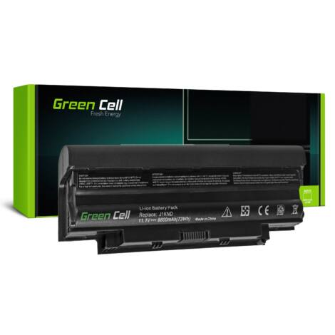 Green Cell Laptop akkumulátor Dell Inspiron 15 N5010 15R 14R N5110 3550 Vostro 3550