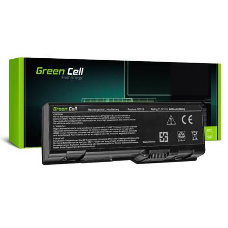 Green Cell Laptop akkumulátor Dell Inspiron XPS Gen 2 6000 9300 9400 E1705 Precision M90 M6300