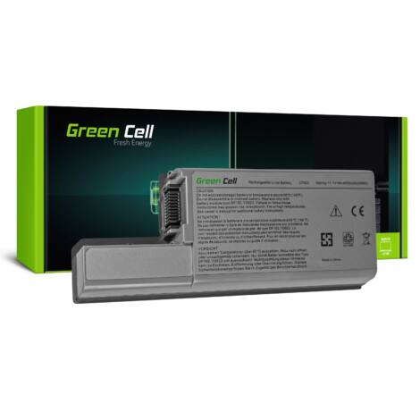 Green Cell Laptop akkumulátor Dell Latitude D531 D531N D820 D830 PP04X Precision M65 M4300