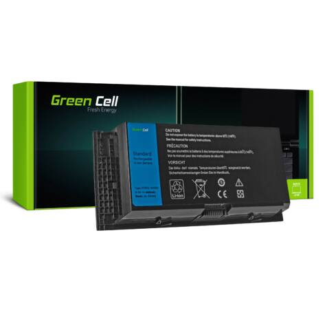 Green Cell Laptop akkumulátor Dell Precision M4600 M4700 M4800 M6600 M6700 M6800