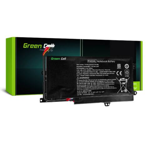 Green Cell Laptop akkumulátor HP Envy 14-K M6-K
