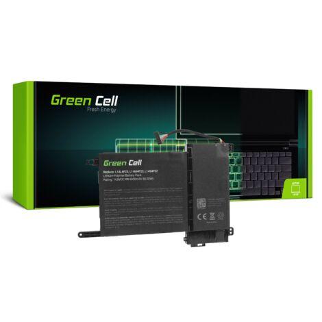 Green Cell Laptop akkumulátor L14L4P23 L14M4P23 L14S4P22 Lenovo IdeaPad Y700-15ACZ Y700-15ISK Y700-17ISK