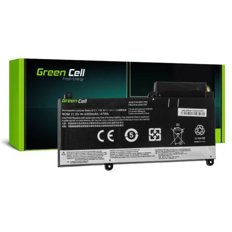 Green Cell Laptop akkumulátor Lenovo ThinkPad E450 E450c E455 E460 E465