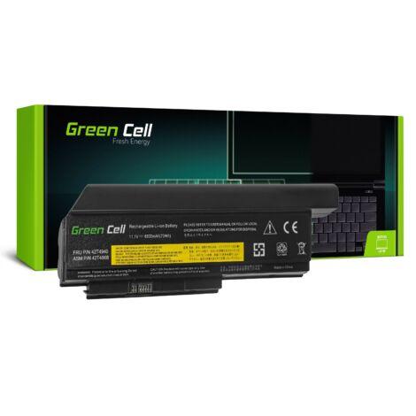 Laptop akkumulátor 42T4940 42T4868 Lenovo ThinkPad X220 X220i X220s 6600 mAh