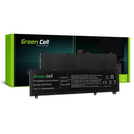 Green Cell Laptop akkumulátor Samsung NP530U3B NP530U3C 7.4V 6100mAh
