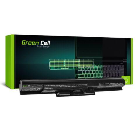 Green Cell Laptop akkumulátor Sony VAIO SVF14 SVF15 Fit 14E 15E