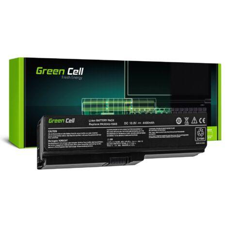 Green Cell Laptop akkumulátor Toshiba Satellite C650 C650D C660 C660D L650D L655 L750
