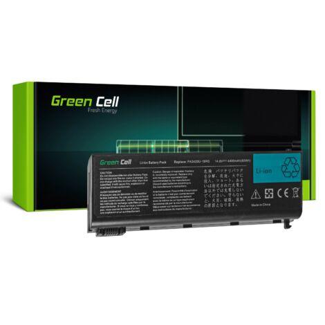 Green Cell Laptop akkumulátor Toshiba Satellite L10 L20 L30 L100