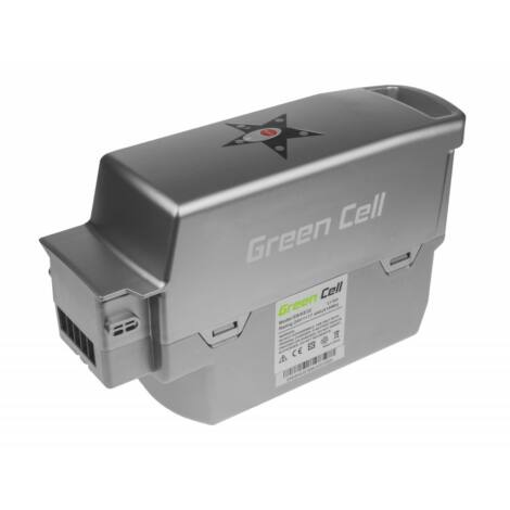 Green Cell Elektromos Kerékpár Akkumulátor / Akku Panasonic System 24V 17,4Ah 418Wh E-Bike Pedelec