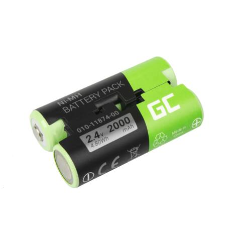 Green Cell GPS akkumulátor 010-11874-00 Garmin Astro 430 Oregon 600 700 750T GPSMAP 64 64s Striker 4