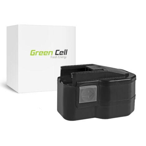 Green Cell Kéziszerszám AEG BBM 14 STX BSB 14 STX, AEG SB2E 14 STX 14.4V 3.3Ah, BS 14 X