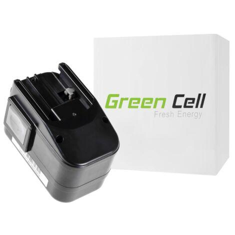 Green Cell Kéziszerszám akkumulátor AEG BEST 9.6 X 9.6V 2.5Ah
