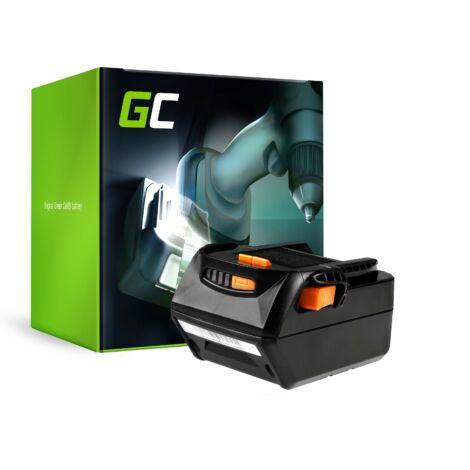 Green Cell Kéziszerszám akkumulátor AEG L1830R B1820R 18V 4Ah