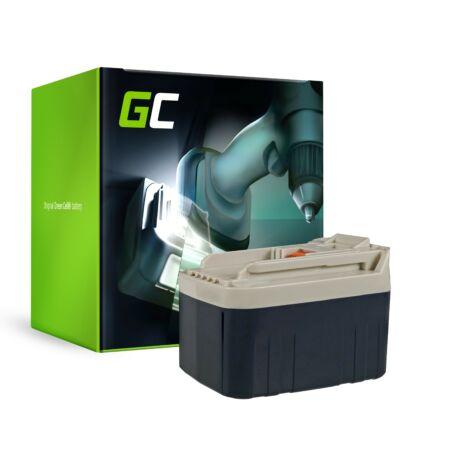 Green Cell Kéziszerszám akkumulátor Makita 2417 2430 B2420 BH2420 BH2433 193739-3 193128-2 24V 3Ah