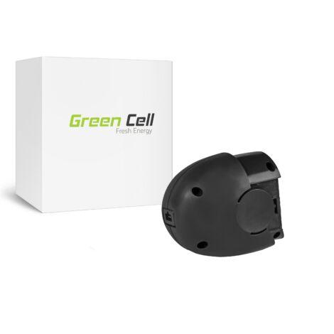 Green Cell Kéziszerszám akkumulátor Metabo 6.27270 4.8V 2.1Ah