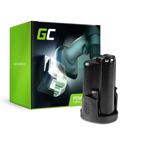 Green Cell Kéziszerszám akkumulátor Bosch PMF PSM PSR 108 LI-2 10.8V 1.5Ah