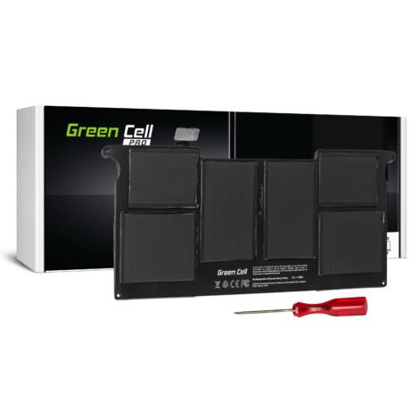 Green Cell Pro Laptop akkumulátor Apple MacBook Air 11 A1370 A1465 (Mid 2011 Mid 2012)