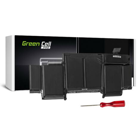 Green Cell Pro Laptop Akkumulátor Apple MacBook Pro 13 A1502 (Late 2013 Mid 2014)