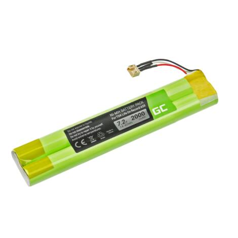 Green Cell akkumulátor EU-BT00003000-B TDK Life On Record A33 A34 TREK Max