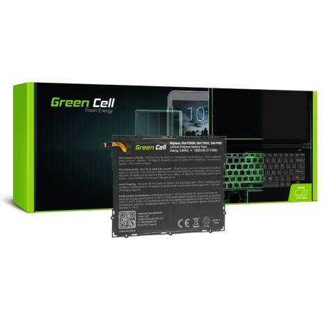 Green Cell akkumulátor EB-BT585ABA Samsung Galaxy Tab A 10.1 T580 T585